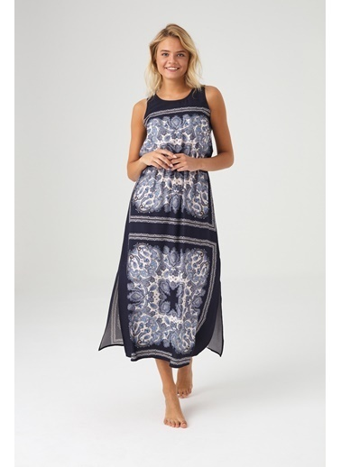 Mod Collection Kadın Elbise Lacivert